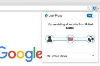 JustProxy.io – navega con Proxys muy fácilmente