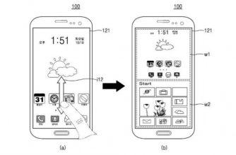 Samsung patenta tecnología para SmartPhone con 2 S.O.