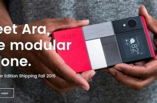 Google cancelará Project Ara