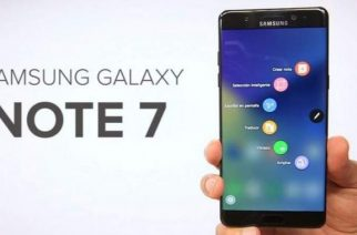 Samsung detiene permanentemente la producción de Galaxy Note 7