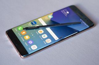Samsung detiene la producción del Galaxy Note 7 temporalmente