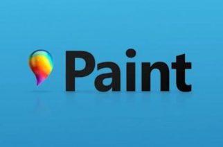 El clásico Paint soportará objetos en 3D