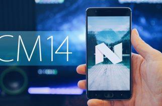 CyanogenMod 14.1 ya está disponible, basado en Android 7.1 Nougat