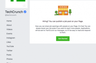 Facebook saldría a competir directamente con LinkedIn