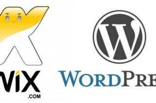 WordPress acusa a Wix de robar su código