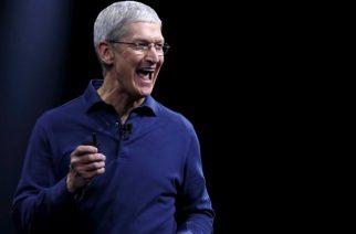Tim Cook afirma que el Apple Watch está siendo un éxito