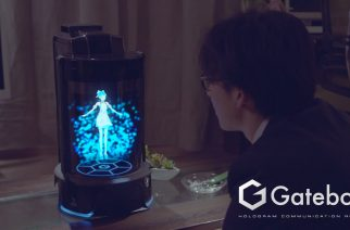 GateBox – El asistente virtual que supera a Google Home y Amazon Eccho