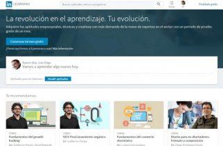 LinkedIn Learning llega finalmente al español