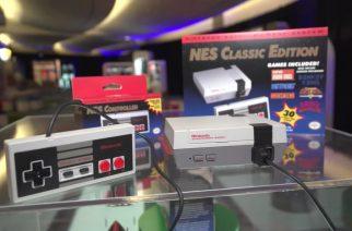 En 16 días se vendieron tantas NES Classic Edition como Nintendo Wii U en seis meses
