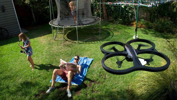 Privacidad - drones