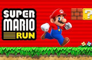 Super Mario Run – Nintendo lanzará el primer juego de Mario para móviles