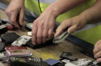 Desechando celulares y productos electrónicos de forma responsable