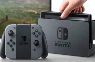 Nintendo presenta oficialmente su nueva consola Nintendo Switch