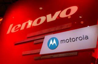 Motorola está dándole dolores de cabeza a Lenovo