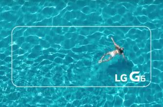 LG revela que el LG G6 será finalmente resistente al agua