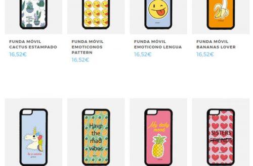 Fundas para Samsung Galaxy S7 fabricadas en España