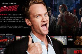 Netflix busca inversión para aumentar su catálogo de contenidos
