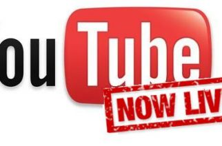 Ya todos pueden transmitir video en vivo por Youtube