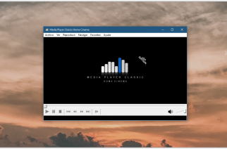 Adiós Media Player Classic Home Cinema