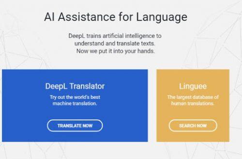 DeepL el traductor gratuito que podría superar a Google Translate