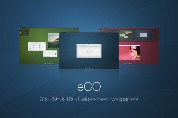 eCO-Wallpapers