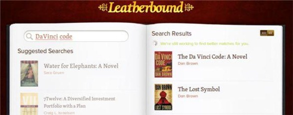 Leatherbound