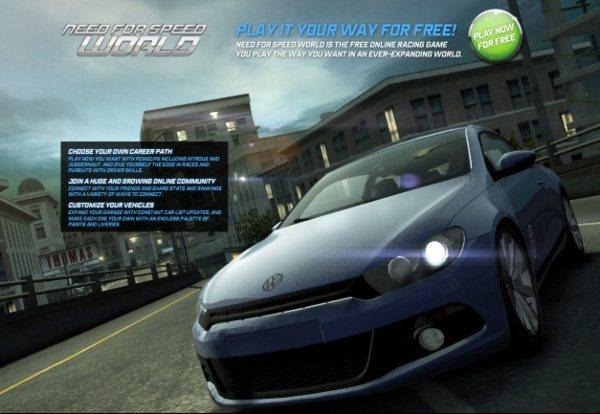 Need-for-speed-world-game-online