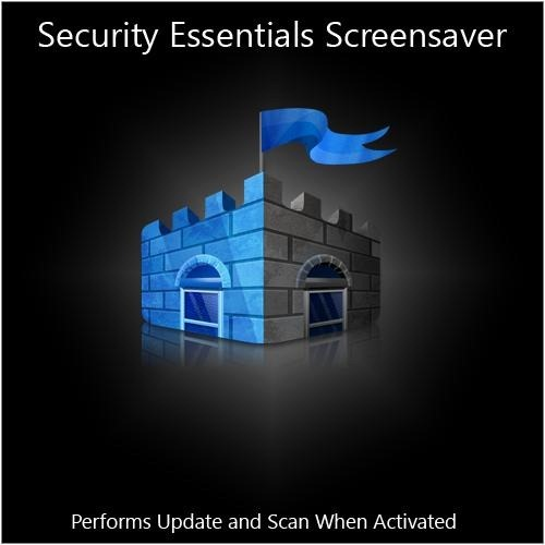 Security-Screensaver