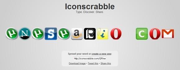 iconscrabble