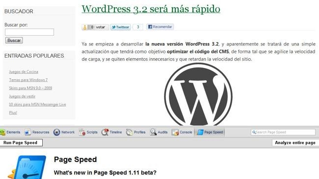 pagespeed-google-chrome