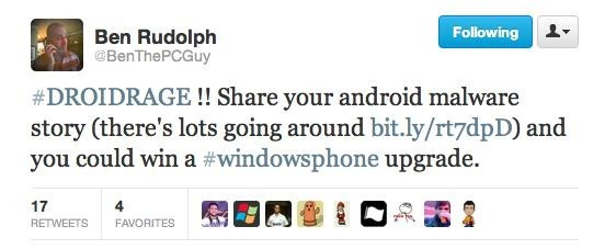 Ben Rudolph - windows phone