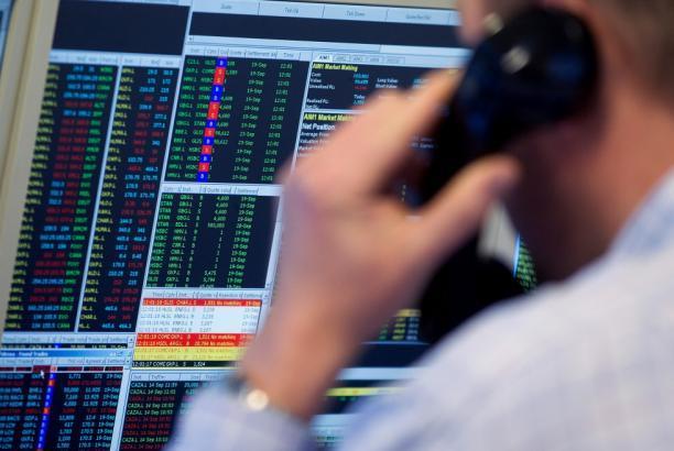trading en el mercado de acciones