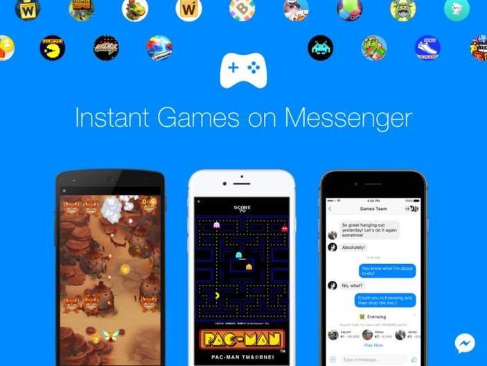 InstantGames Messenger